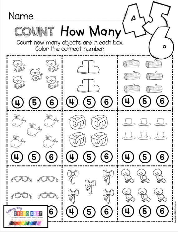 Numbers And Counting 1 20 Kindergarten Math Worksheets And Fir Preschool Math Worksheets Kindergarten Math Worksheets Free Counting Worksheets For Kindergarten