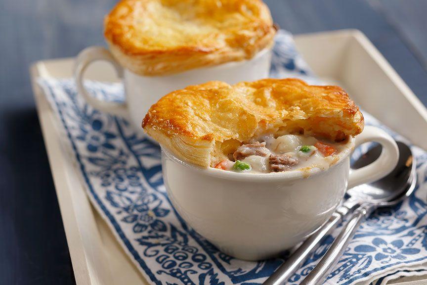 Quick and Easy Steak & Potato Pot Pie | Recipe | Entrees ...