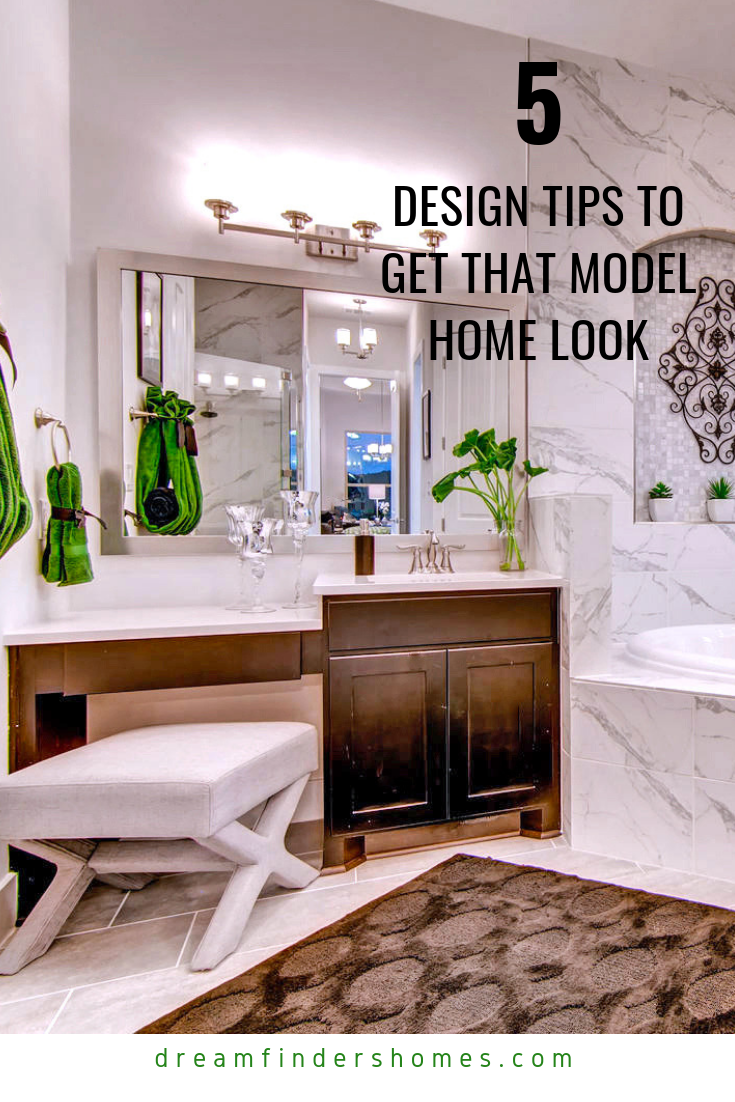 Check out our new blog featuring design tips from one of favorite interior designers newhome newbuild interiordesign interiortips decor also quick to get that model home look rh pinterest