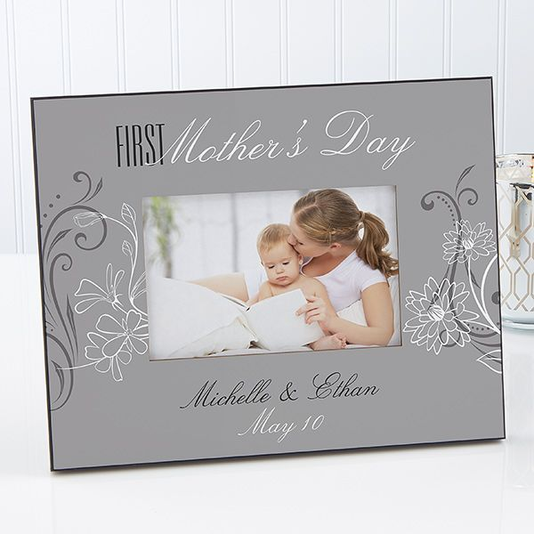 First Mothers Day Frames Preserve Precious Memories Forever