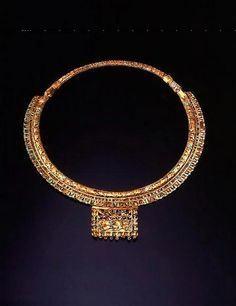 9b2b33a451388 Mesopotamian jewelry 2   Ancient Jewelry   Pinterest