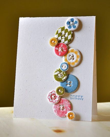 HEARTS OF COLOR Buttons Scrapbooking Sewing Love Romance Card Making Stamping