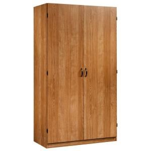 sauder beginnings collection particle board wardrobe storage rh pinterest at where to buy particle board storage cabinets white particle board storage cabinets