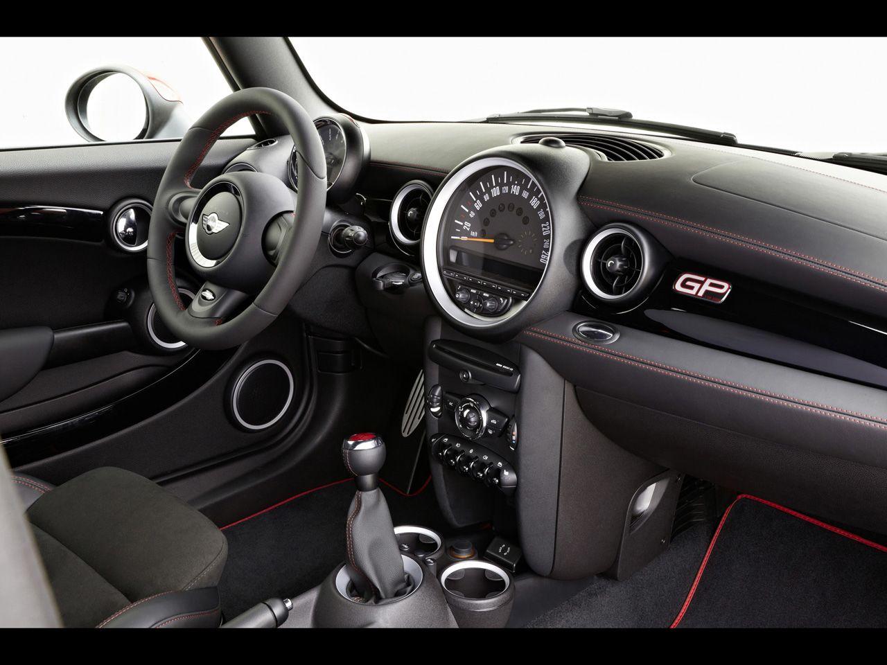 Mini Works Gp Interior Leather Dashboard Motors Wroom John