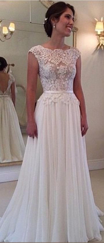#Wedding #Dresses #Taffeta #BridalGowns #VestidosDeNoiva #NewArrival #LongSleeve…