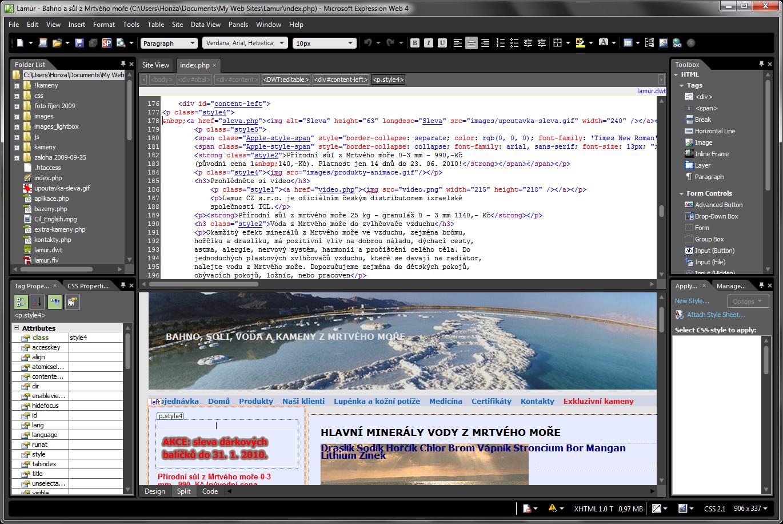 microsoft expression web for mac