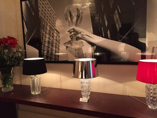Baccarat crystal harlequin london maisonobjet paris january 2015 pinterest lighting accessories