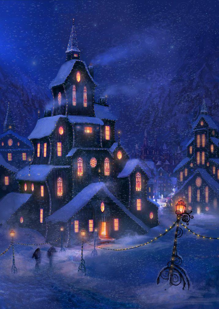 хвою новогодняя ночь анимационные картинки что незаморачиваться новой