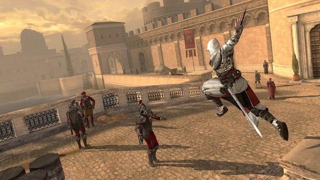The Definitive List Of Every Assassin's Creed Games