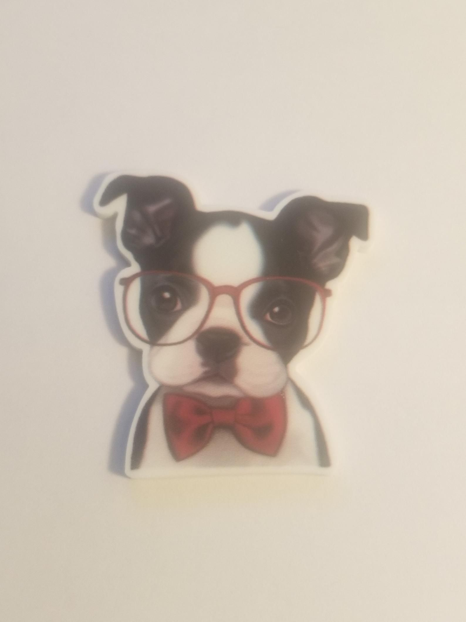 Terrier Needleminder