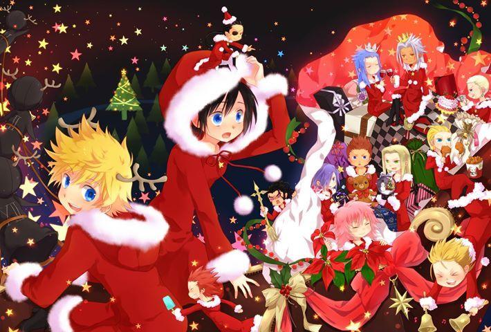 Kingdom Hearts Christmas.Kingdom Hearts Christmas Kingdom Hearts Kingdom Hearts