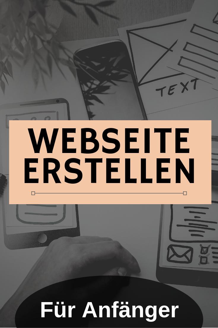 Wie Erstelle Ich Eine Webseite Ohne Wordpress Und Ohne Vorkenntnisse In Weniger Als 1 Stu Webseite Erstellen Online Geld Verdienen Und Affiliate Marketing
