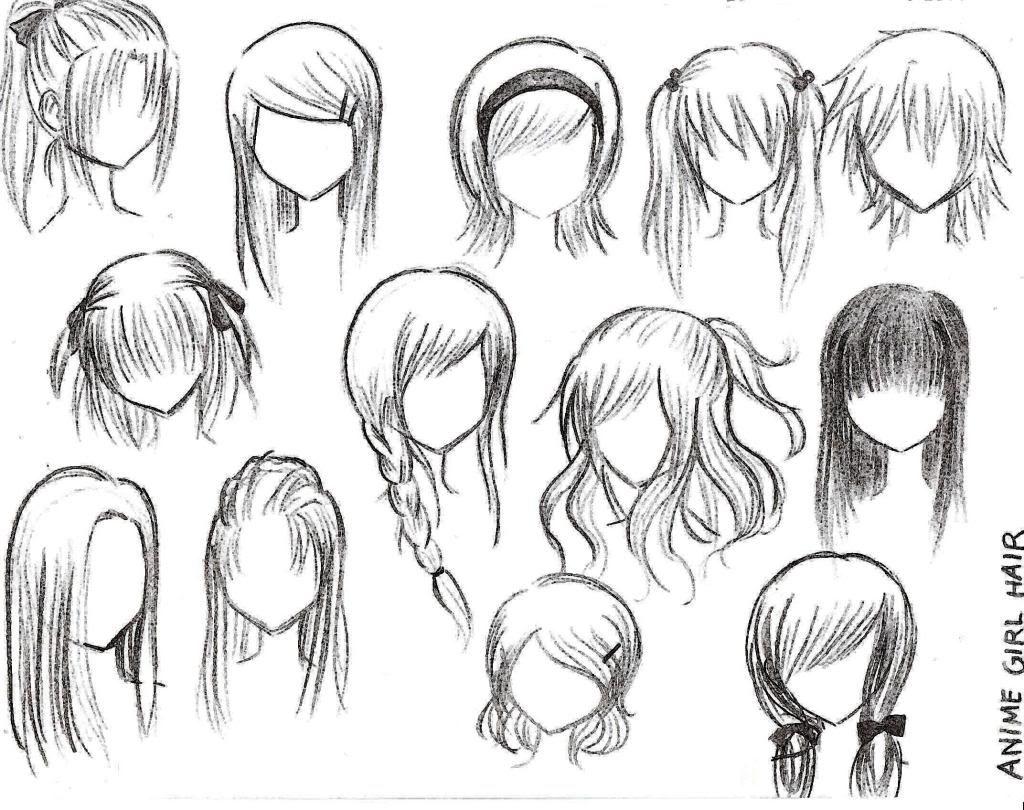 Anime Hairstyles Guys Trenzas Easiest Hairstyle Anime Hairstyles Anime Character Drawing Drawing Hair Tutorial Cartoon Hair
