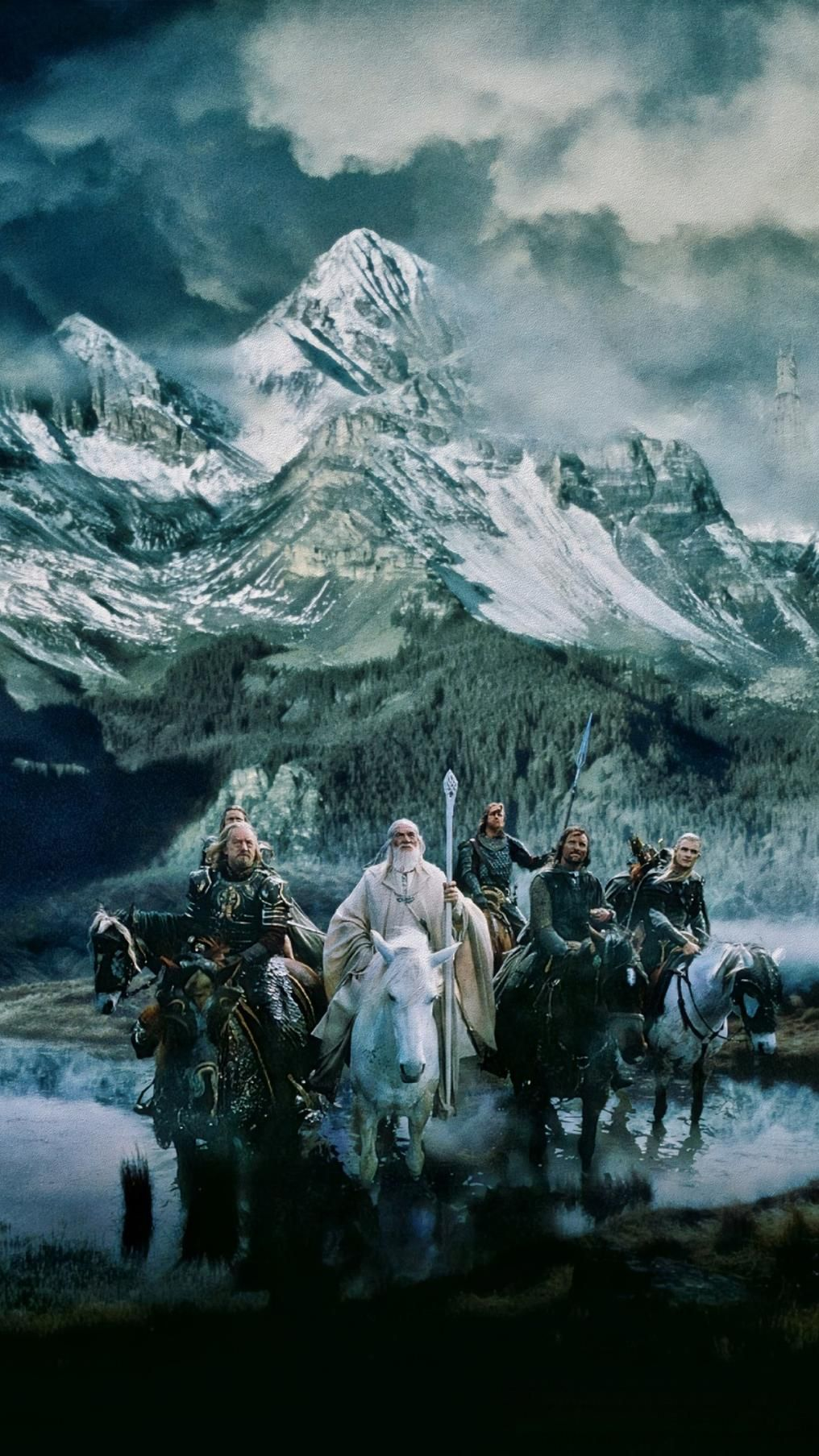 Обои по теме The Lord of the Rings