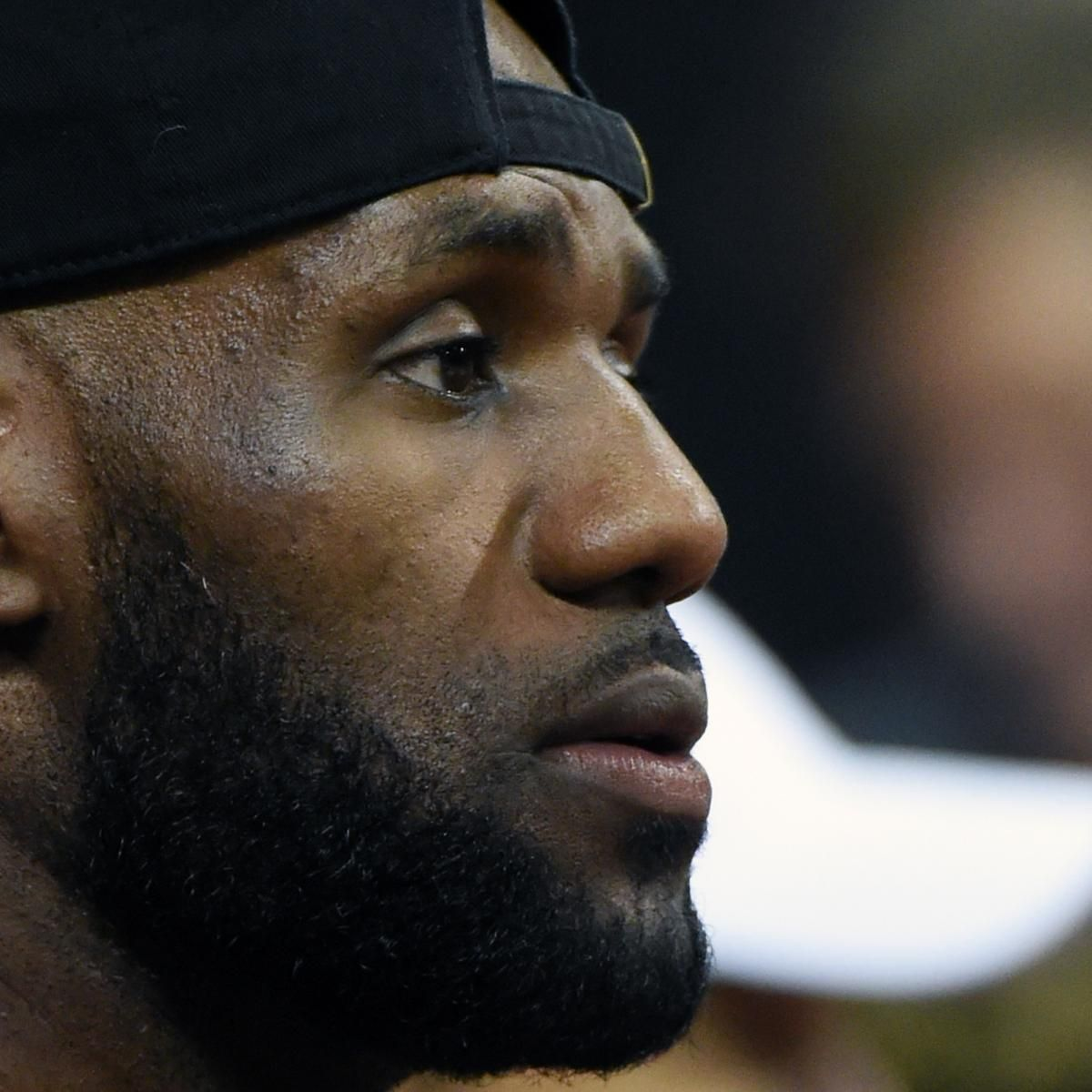 If LeBron Chooses Lakers in 2018, Who Could Be His Max Contract Running Mate? https://link.crwd.fr/2Yih