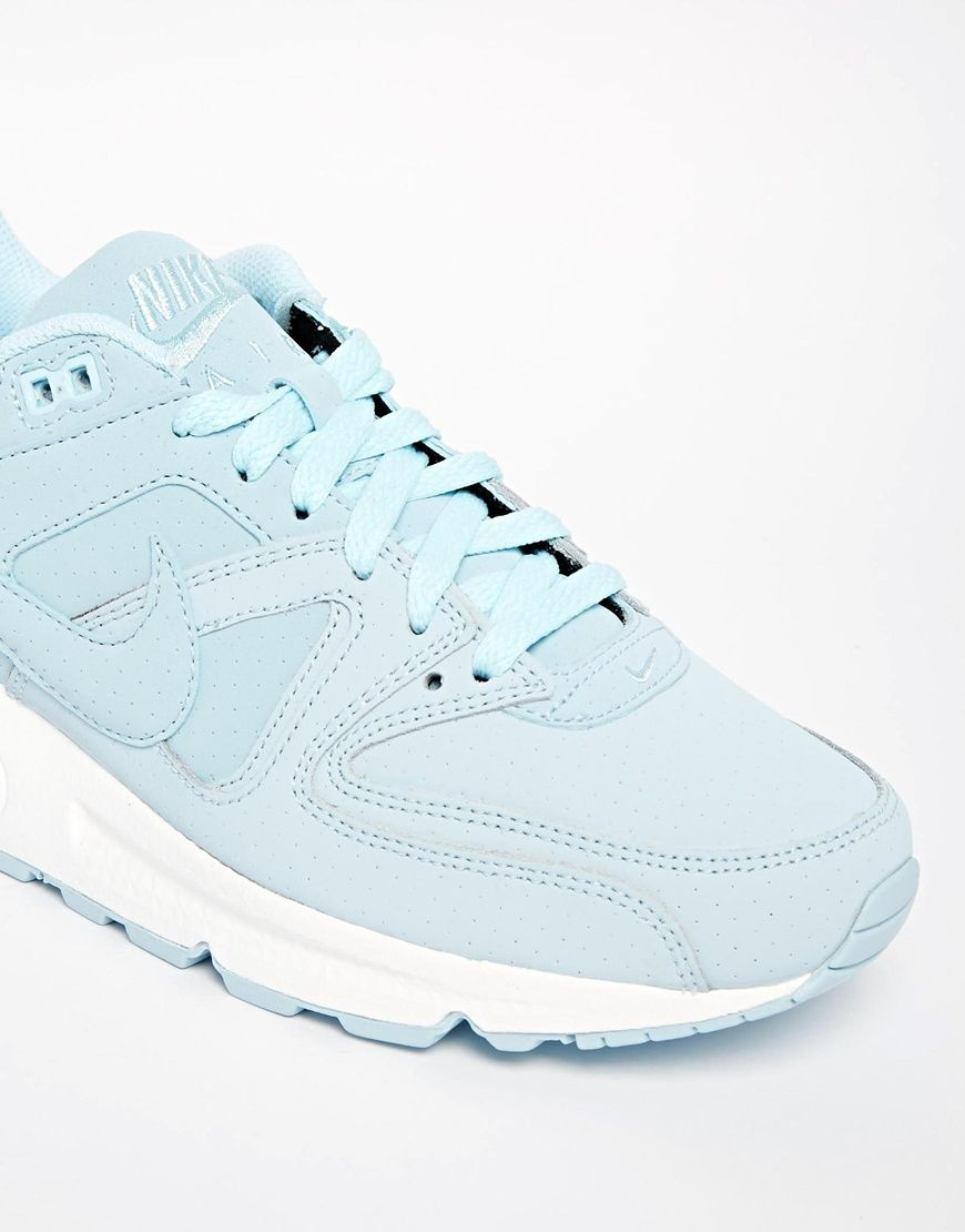 low priced 1340a e62f8 Nike, 1200 kr Nike Air Max Command, Blue Trainers