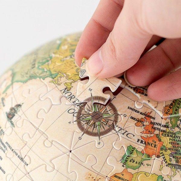 043eb1ebccb Puzzle 3D Globe Terrestre pièce de puzzle  puzzle  earth  globe ...