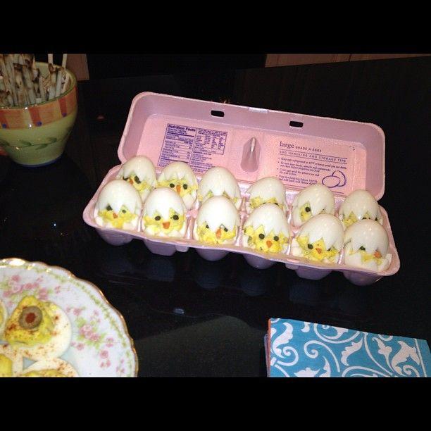 Passover eggs!