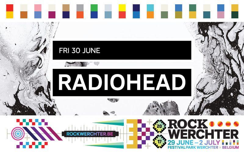GoRockfest.Com: Rock Werchter 2017 Lineup & Tickets Info