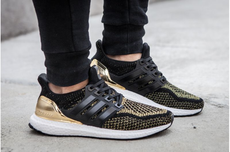DEAL Inexpensive Adidas Ultra Boost Olympic Medal Pack