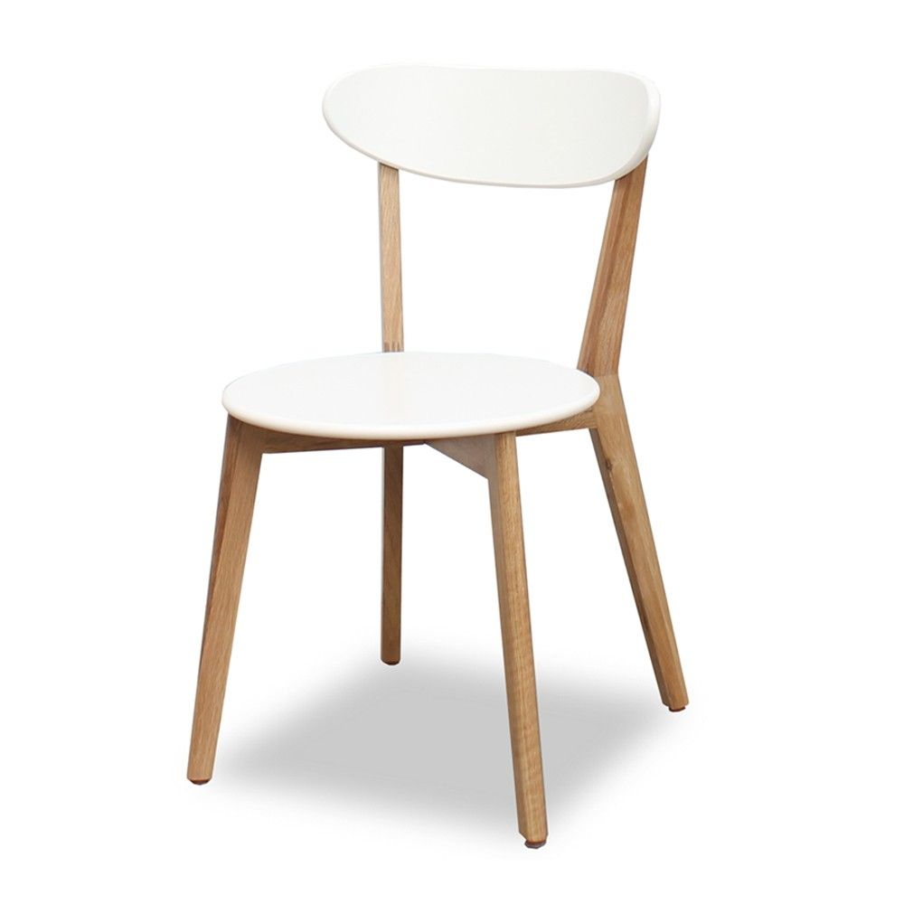 Duvall Dining Chair White