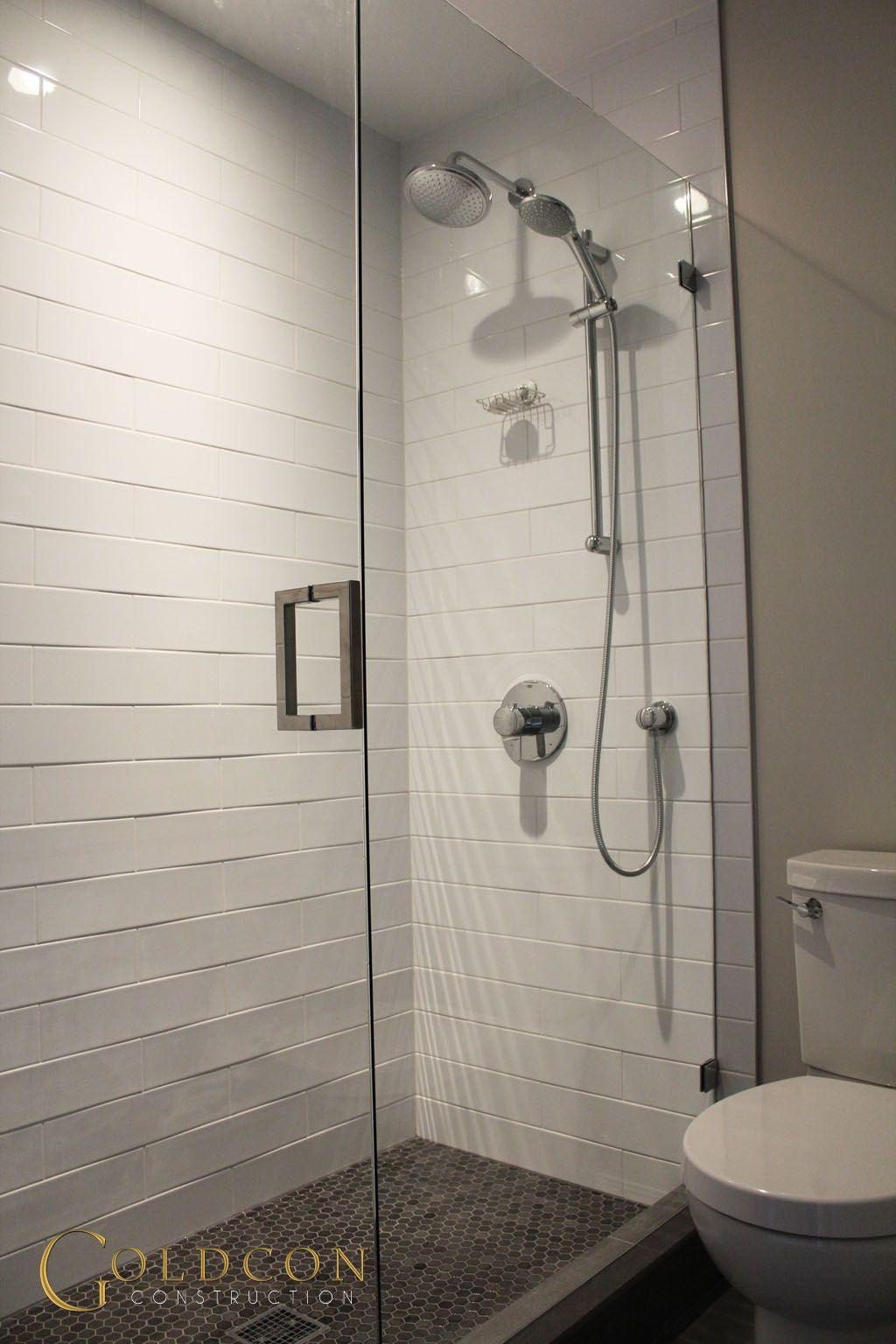 Bathroom Renovation North Vancouver Norwood Modern Bathroom