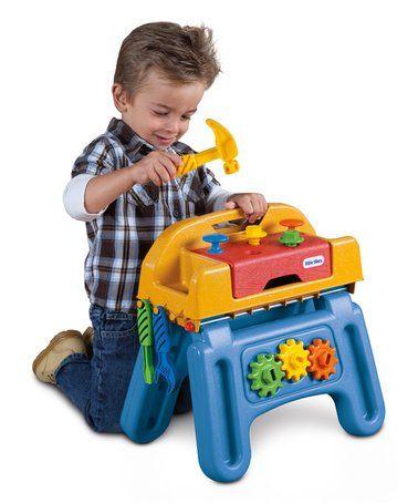 Another great find on #zulily! Little Handiworker Workhorse Play Set #zulilyfinds