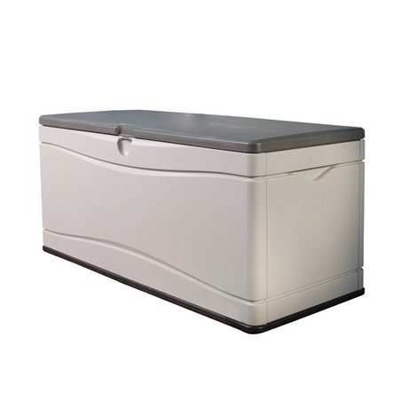 Deck box Walmart 130 gal. 17 cu feet | Top Garden Sheds | Pinterest | Outdoor storage boxes Outdoor storage and Storage boxes  sc 1 st  Pinterest & Deck box Walmart: 130 gal. 17 cu feet | Top Garden Sheds ...