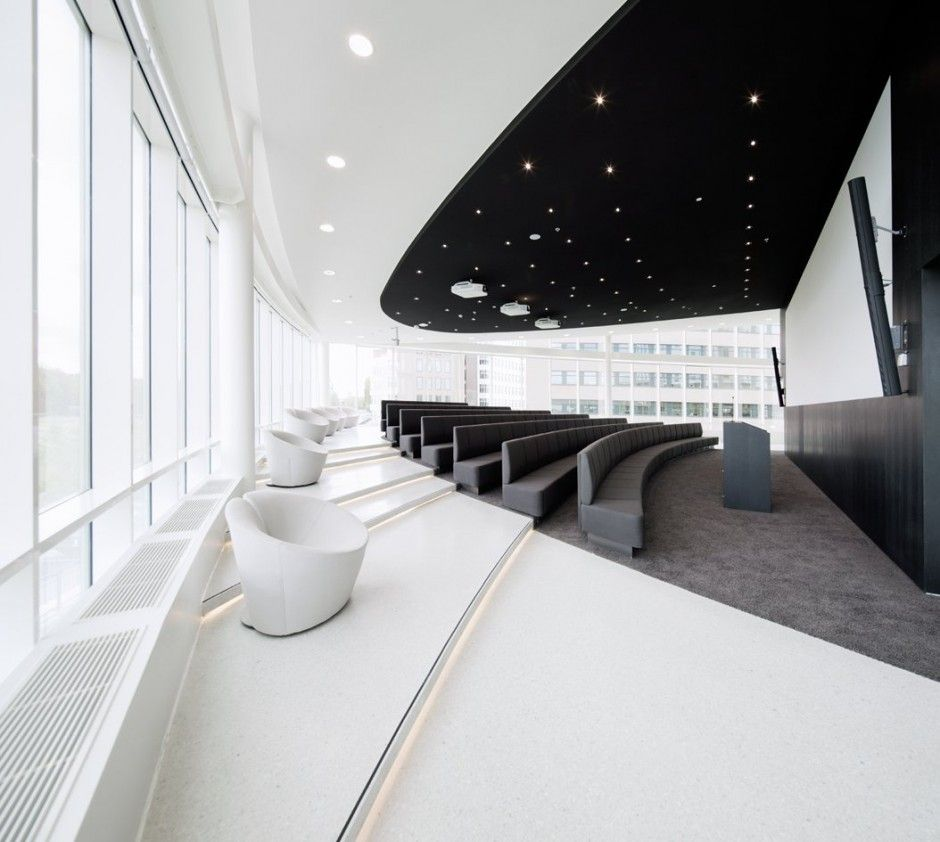 Eneco headquarters in rotterdam by hofman dujardin for Hofman dujardin architects