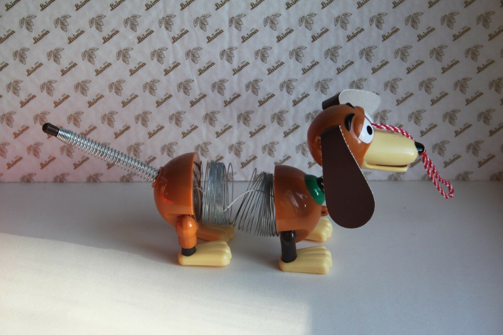 Disney Pixar Toy Story And Beyond Slinky Dog Action Figure Pull