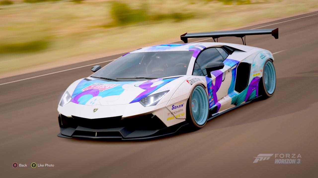 1312906 Car Forza Horizon 3 Lamborghini Lamborghini Aventador