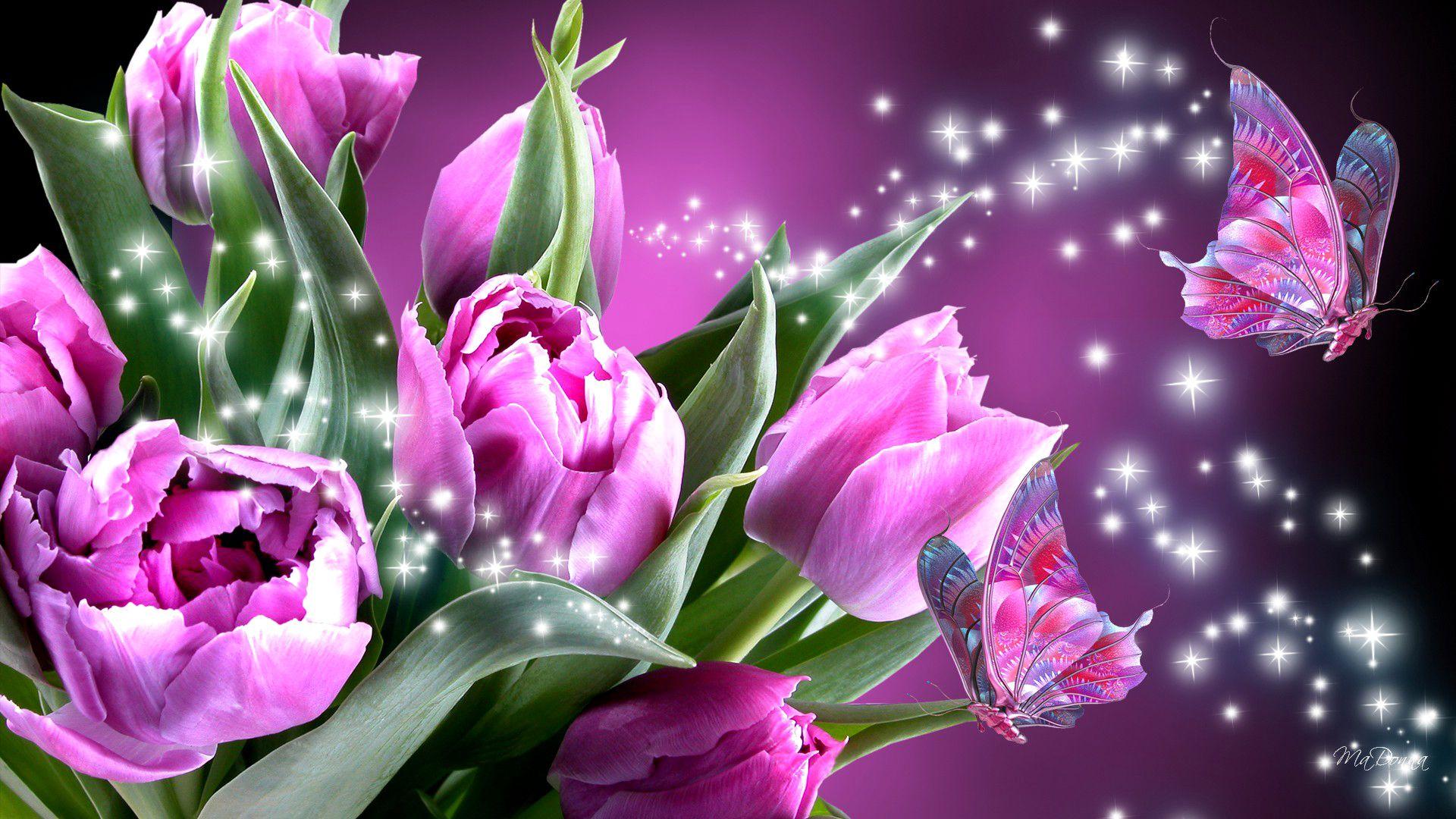 ccb406ef53c Скачать обои цветы