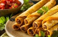 Easy Oven-Baked Taquitos