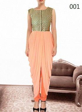 090445f6ffa5 Indo Western Dresses