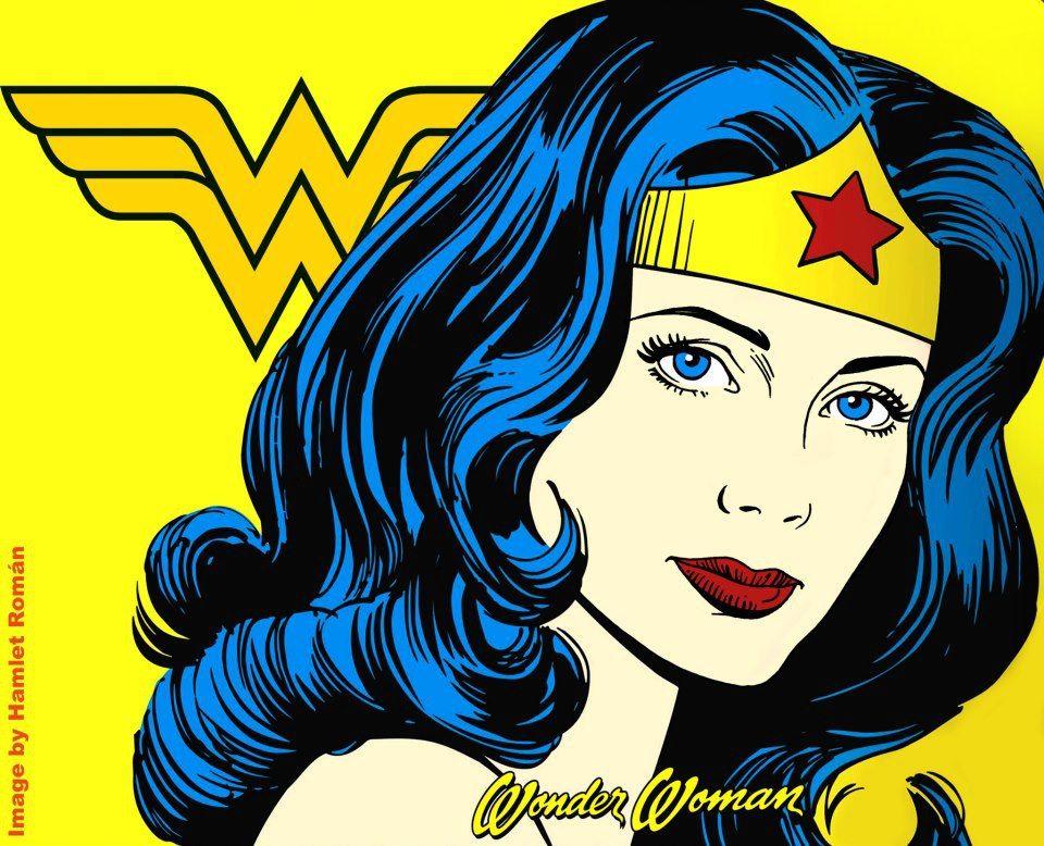 Wonder Woman, Lynda Carter!