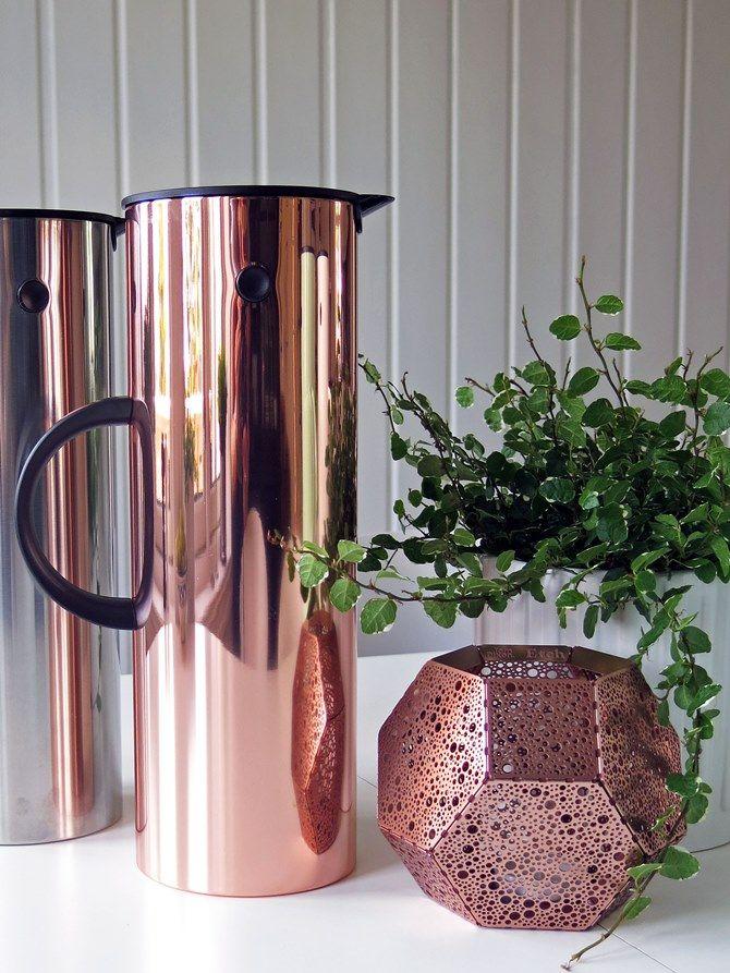 stelton vacuum jug details pinterest kupfer gr n und produkte. Black Bedroom Furniture Sets. Home Design Ideas