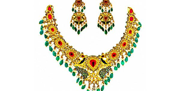 Zaveri and co. unveils its mesmerizing Peacock Collection