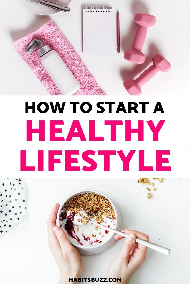 How to start a healthy lifestyle? This article has tips on healthy living that will help you become your best self. #healthyliving