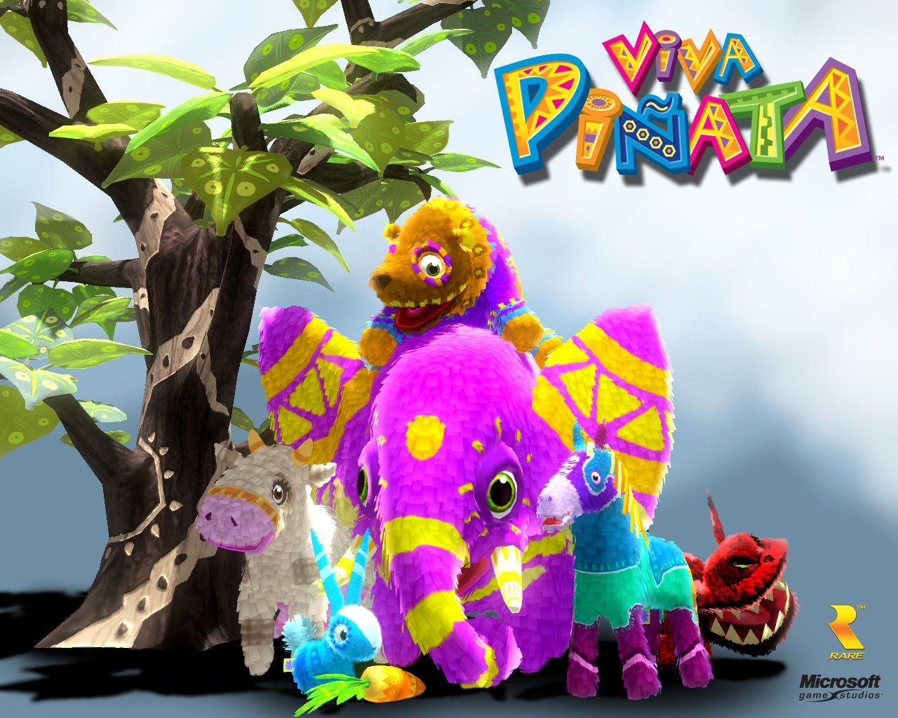 Viva Piñata Wallpaper