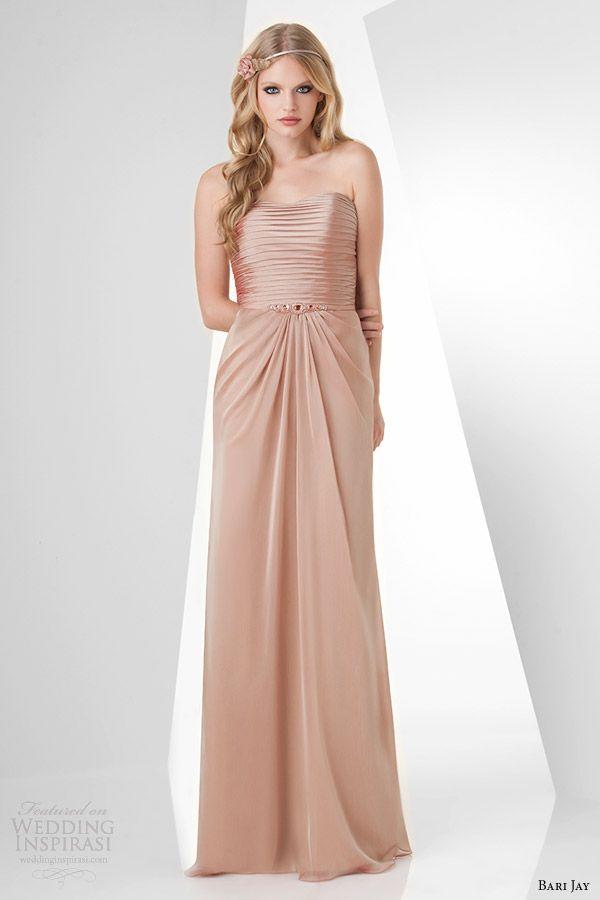 Bari Jay Spring 2014 Bridesmaids Dresses — Sponsor Highlight ...