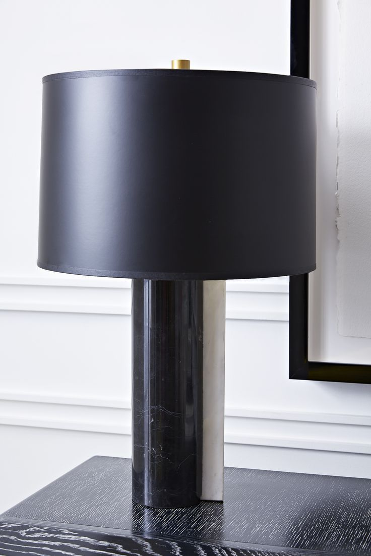 Canaan Shift Table Lamp Table lamp, Black table lamps