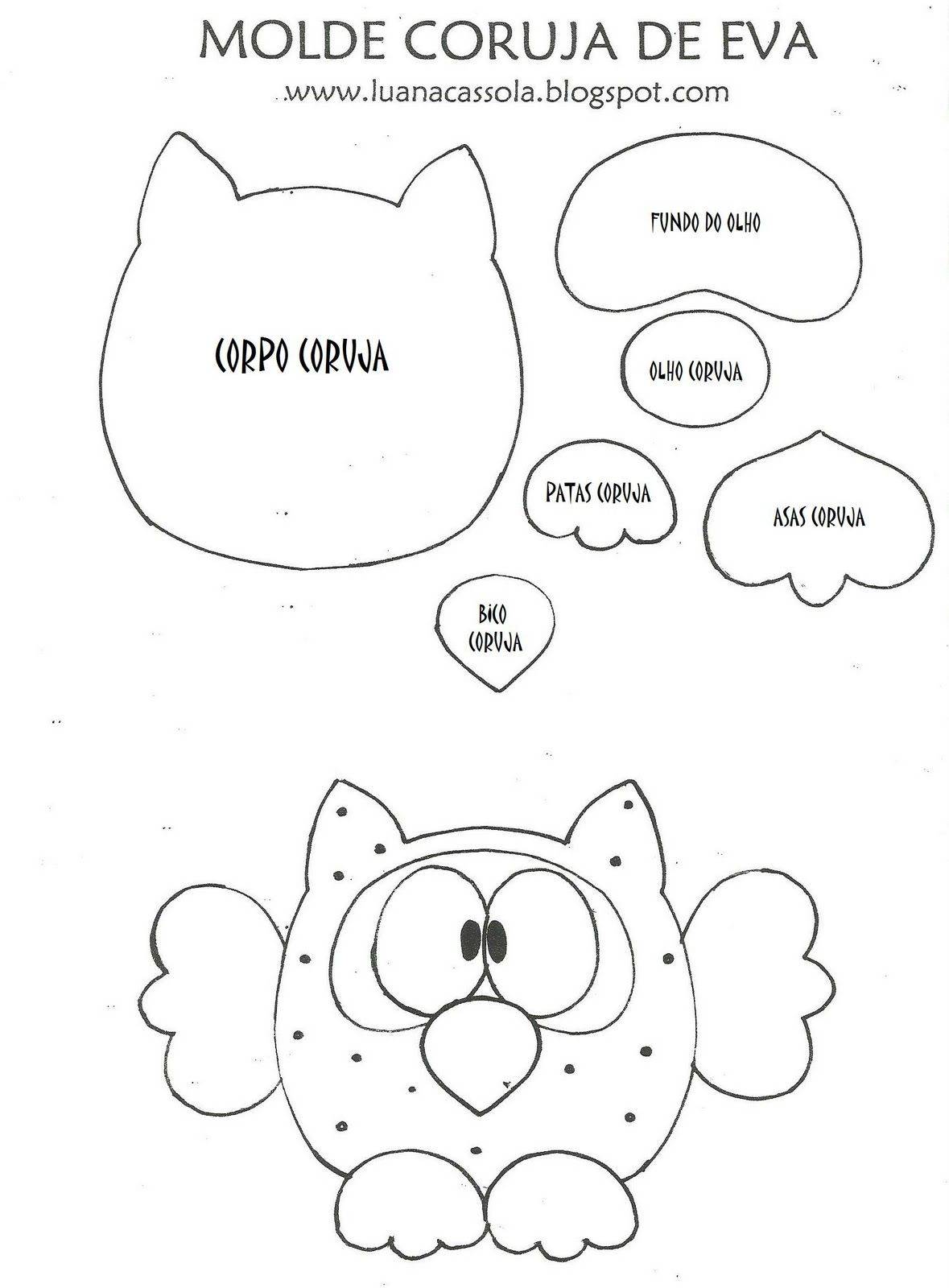 Pin by pepita soler sanchez on buhos pinterest owl template and