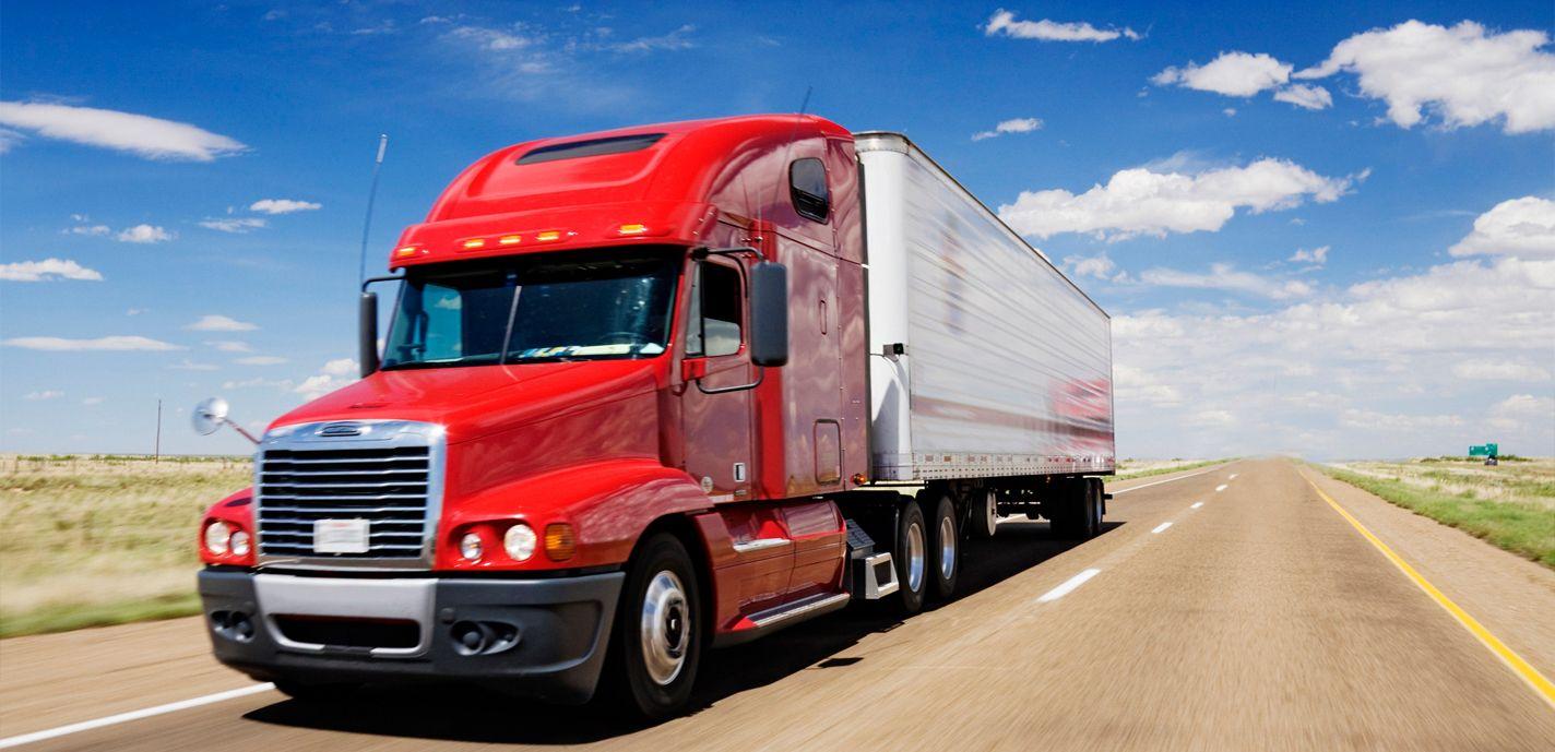 Home trucks transportation freight forwarder