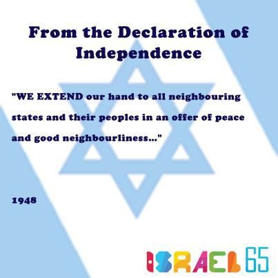 Israel Ministry of Foreign Affairs Next week we will be celebrating