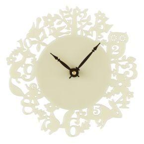 Clocks Fancy Forest Wall Clock Land Of Nod Http Www