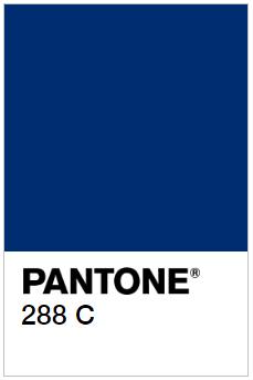 Pantone 288 Pantone Pantone Color Pantone Navy