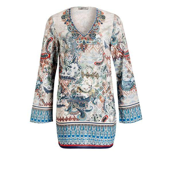 wholesale dealer 853cb b46e5 MALVIN Tunika mit Perlenbesatz | MY STYLE IT | Sleeves ...