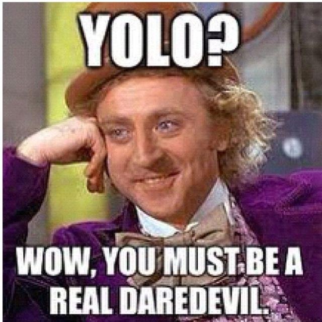 Haha! I'm more like Yoyo!! You on ya own!!!!