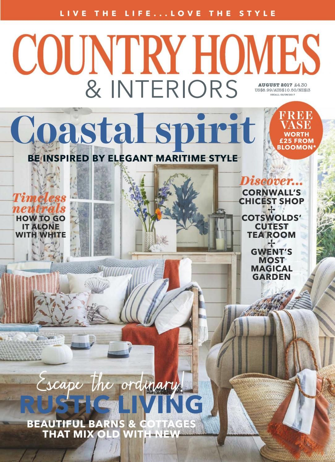 Country Home Furniture Store Model Interior country homes interiors august 2017 | interiors magazine
