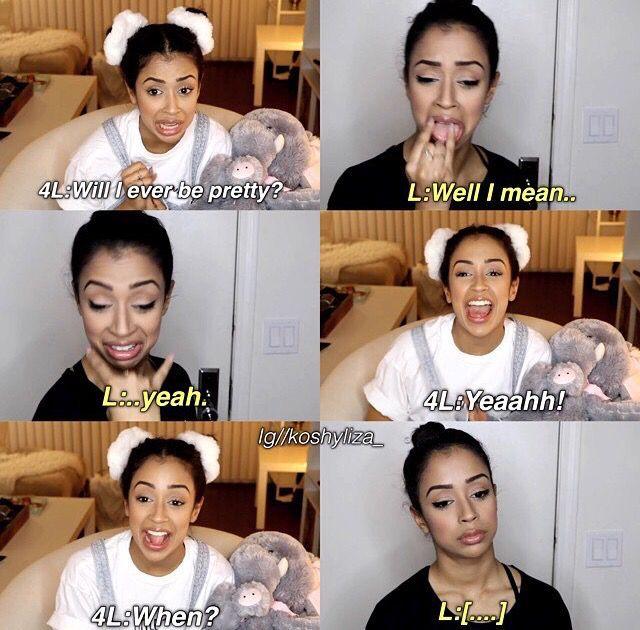 I love Liza